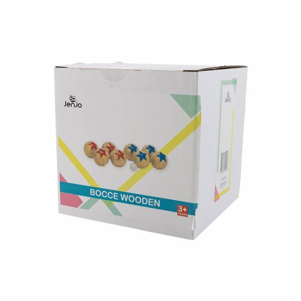 Bocce Wooden Box