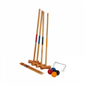 Kids Backyard Croquet