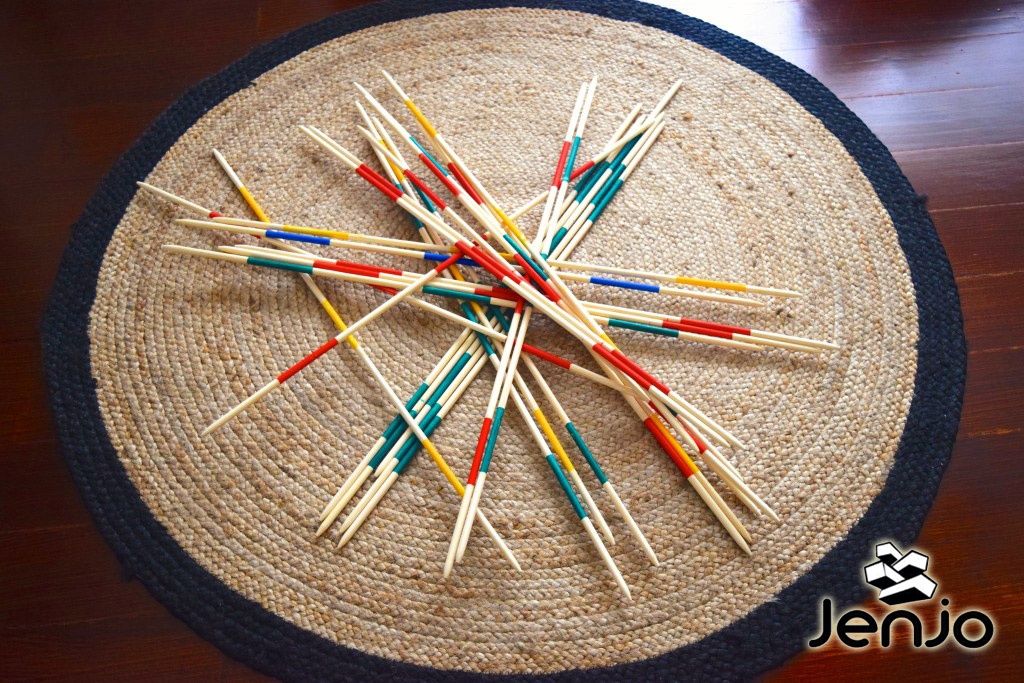 Giant Pickup Sticks - Outdoor Lawn Games by Jenjo Games Australia