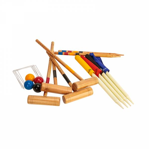Family Croquet Set