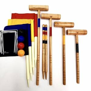 Family Croquet Set