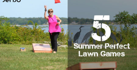 5 Summer Perfect Lawn Games