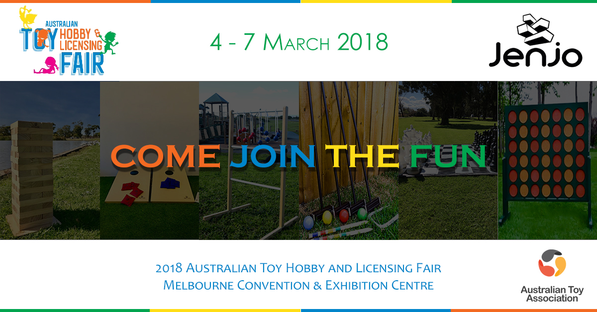 2018 Australian Toy Hobby and Licensing Fair