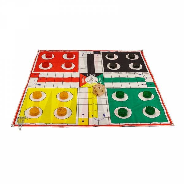 Giant Ludo Backgammon