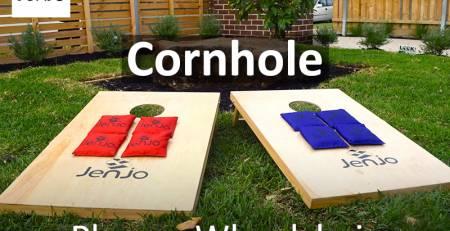Cornhole Play on Wheelchair