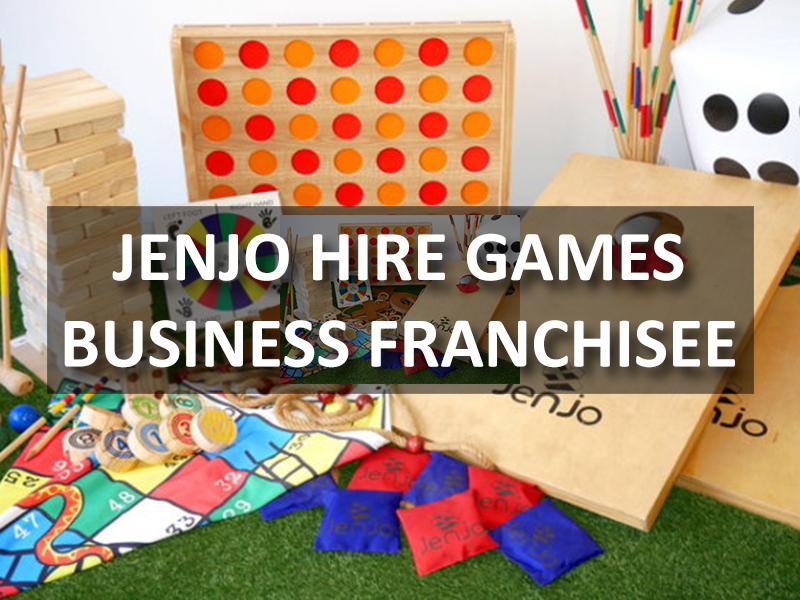 Jenjo Games Hire