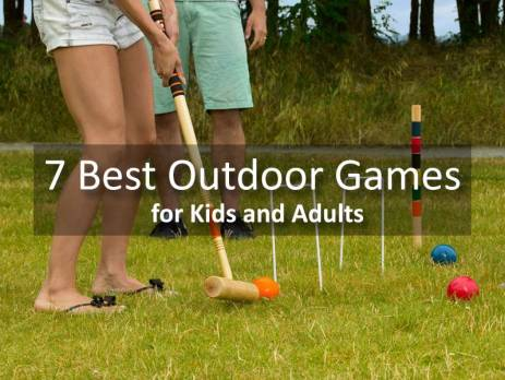7 Best Outdoor Games for Kids and Adults - 17 Feb 2020