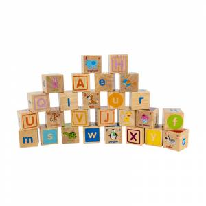 ABC Blocks 4CM
