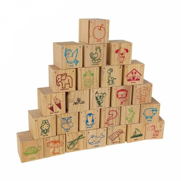 ABC Blocks 9cm