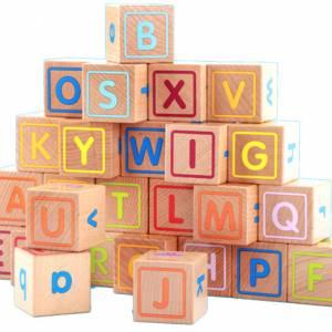 ABC Blocks (4cm)