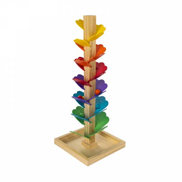 Wooden Marble Tree