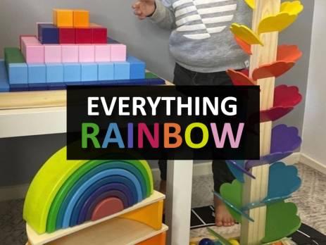 Everything Rainbow Games & Toys | Jenjo Games - Australia